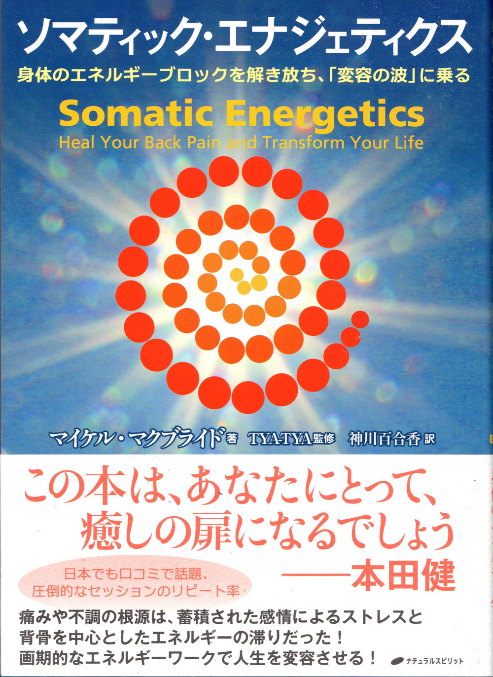 Somatic Energetics in Japanese