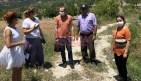 Mezarlıklar Dairesi Başkanlığından Soma ve Kırkağaç'a Ziyaret