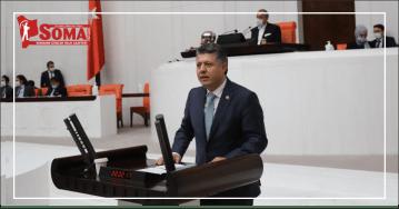 Manisa Milletvekili Mehmet Ali Özkan'dan Öğretmenler Günü mesajı