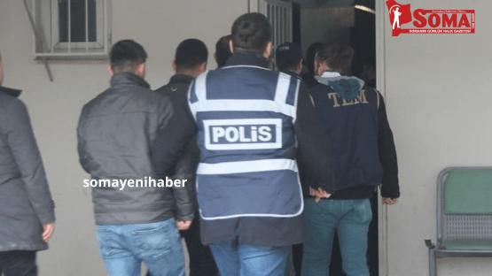 Ankara merkezli FETÖ operasyonu 2 gözaltı