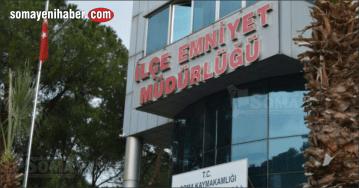 Soma ve Kınık'da ortak operasyon: 7 tutuklama