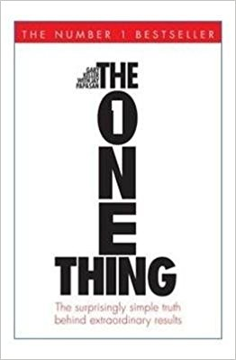The-One-thing Recommendations