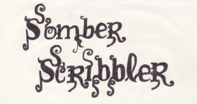 somberscribbler lettering