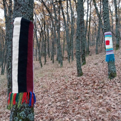 Los Colores del Otoño. Sombreros Sgustina Goya