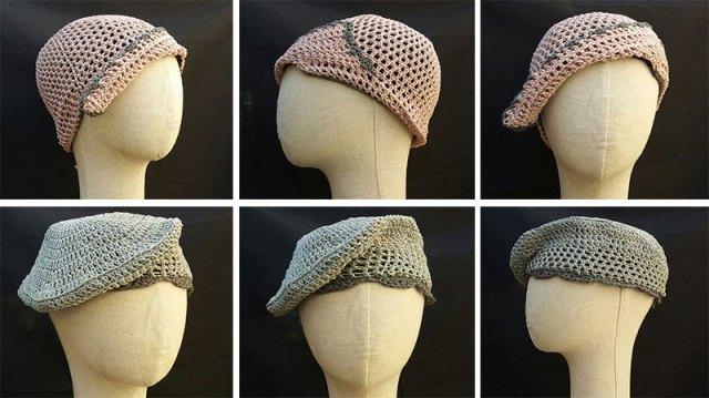 Sombreros oncológicos