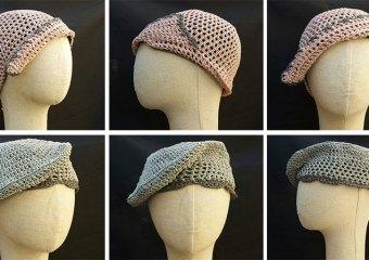 Agustina Goya: línea Sombreros Oncológicos