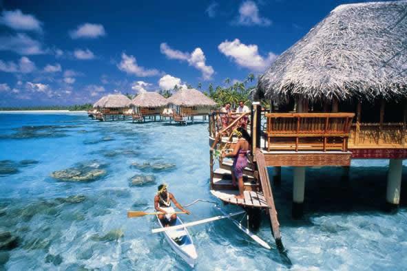 Tahiti Heiraten