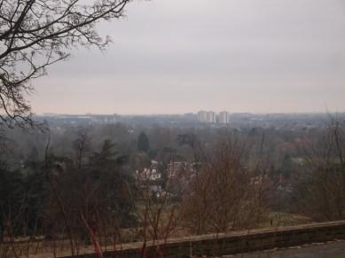 King Henry Mound, Richmond Park