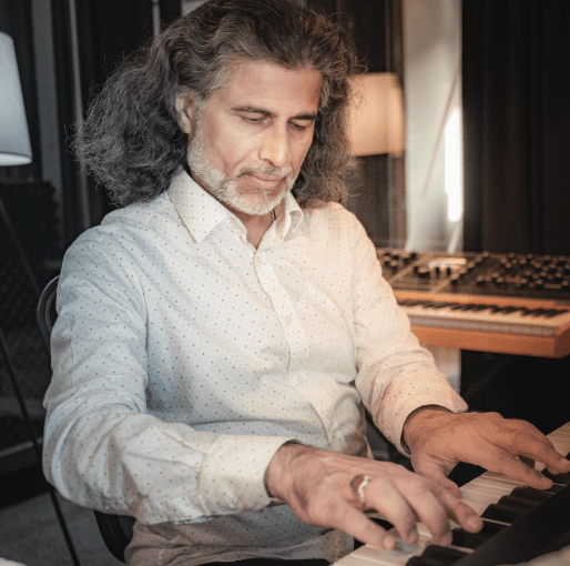 Composer Mustafa Khetty's mission to keep classical music alive in lockdown