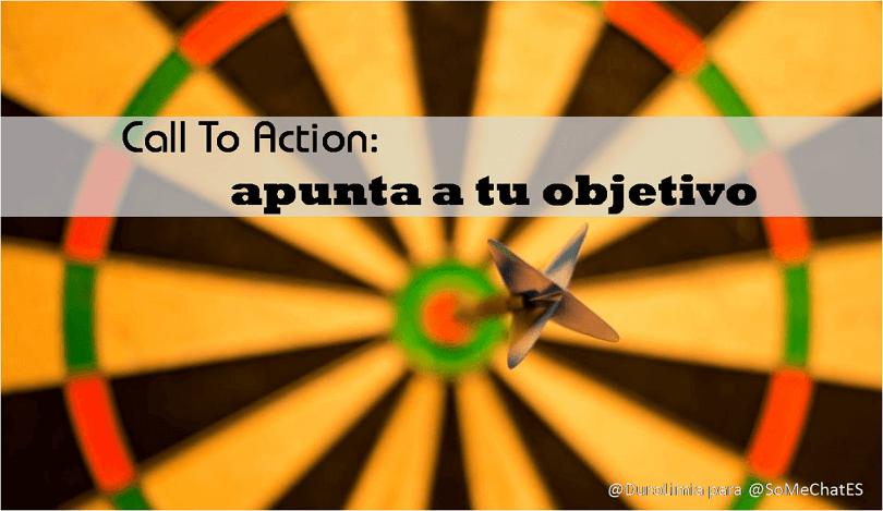 Call to action dirigida a objetivo