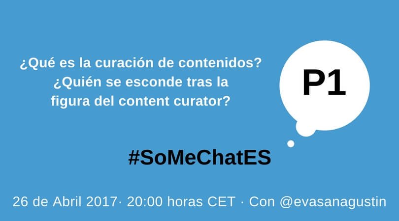 Los content curator - Twitter chat P1