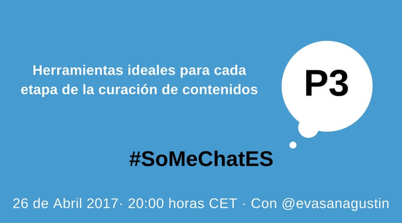 Los content curator - Twitter chat P3