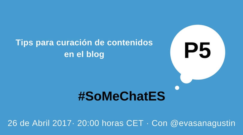 Los content curator - Twitter chat P5