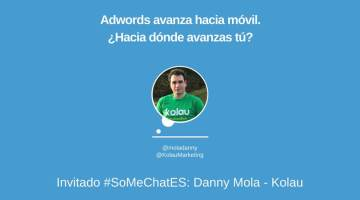Adwords para móviles: Un avance imparable – Twitter chat