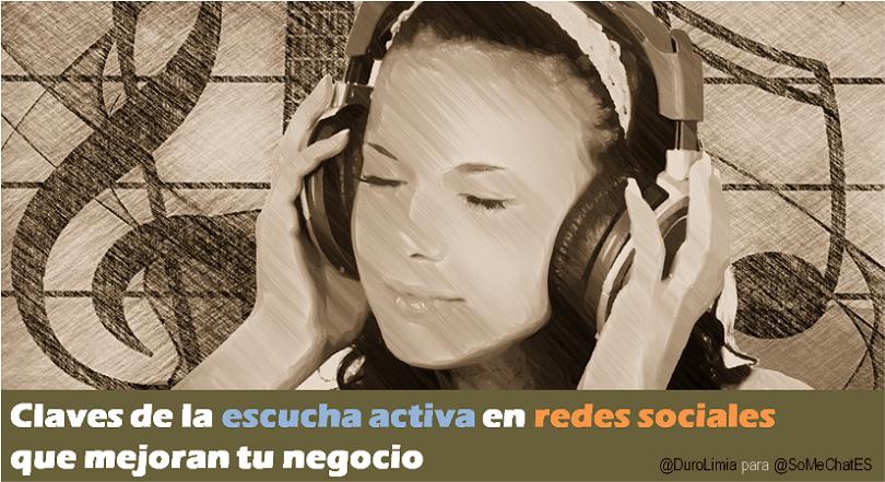Escucha activa en las RRSS
