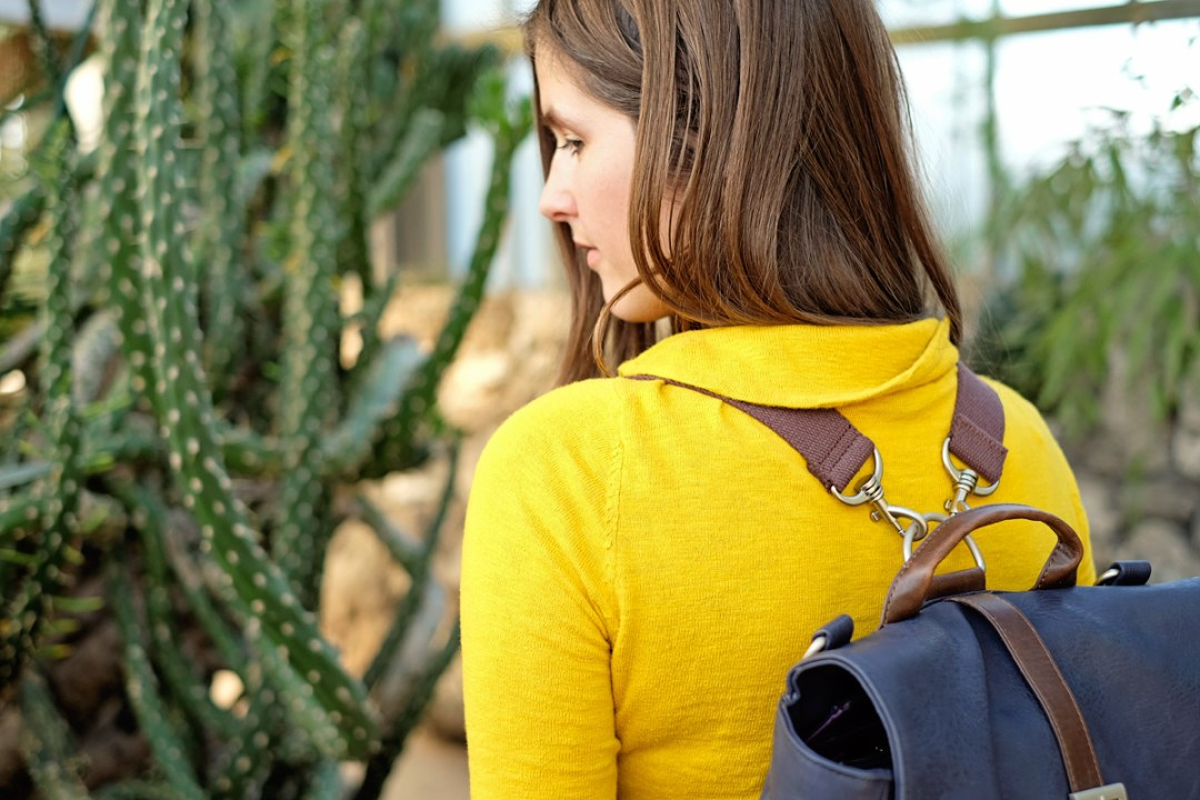 The Kelly Moore Chapel Convertible Backpack is great for dispersing weight evenly for those long days of shooting.