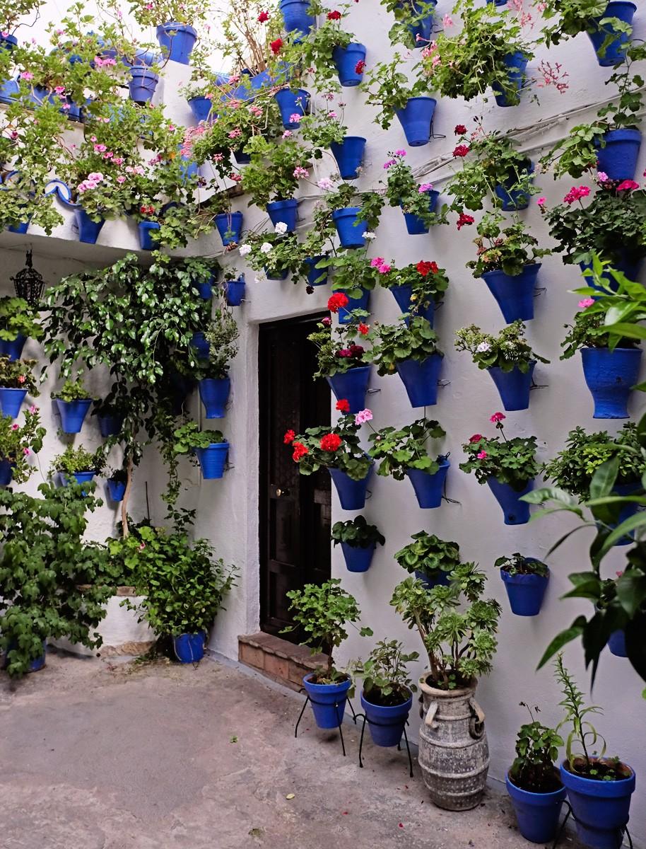 Doorway in Cordoba