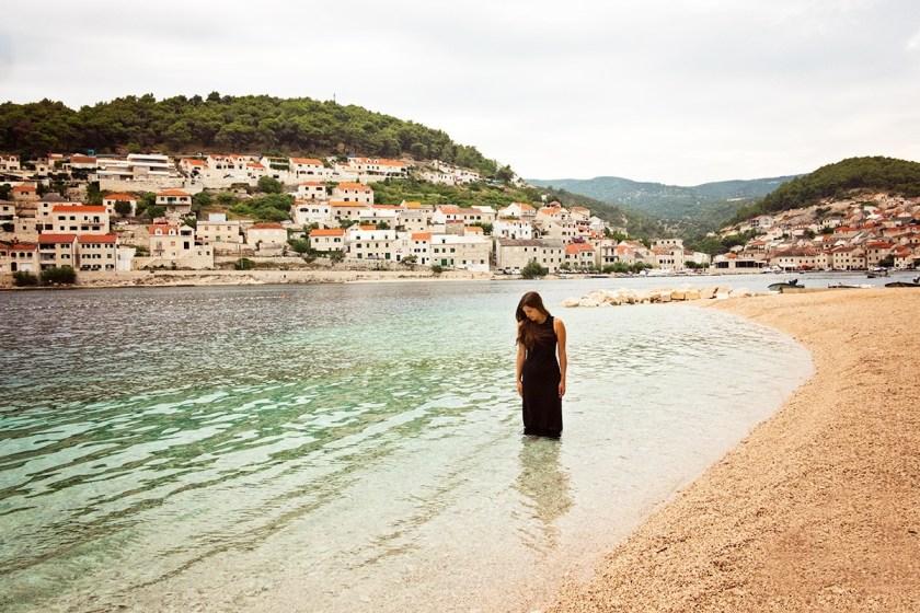Sheri in Pucisca, a Favorite Travel Destination
