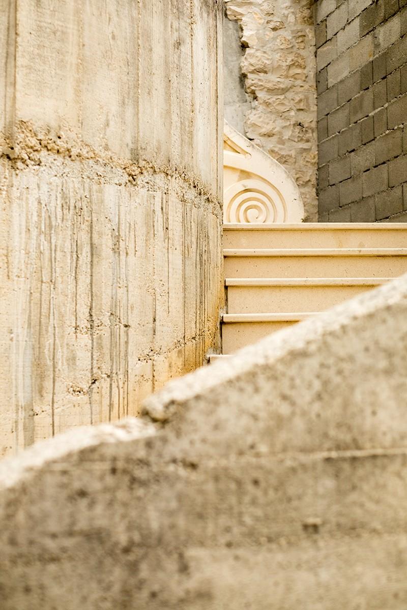 Pusisca stonework