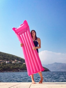 Pink Raft