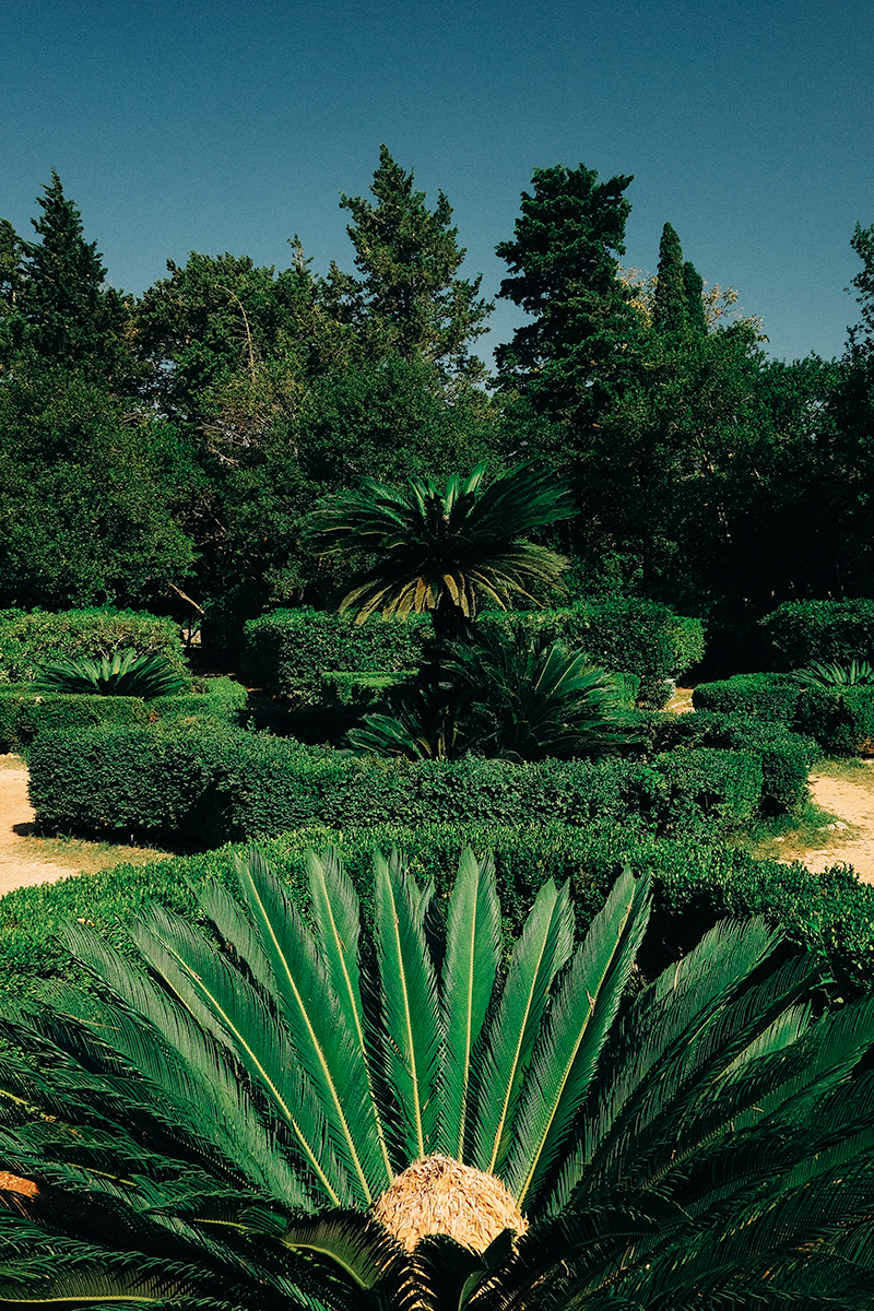 Garden on Lokrum