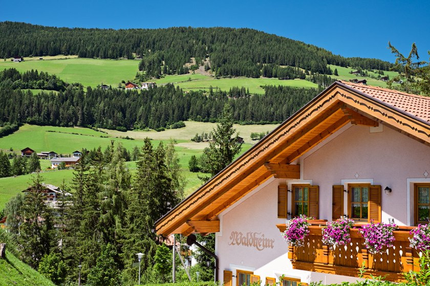 Tyrol a favorite solo travel destination
