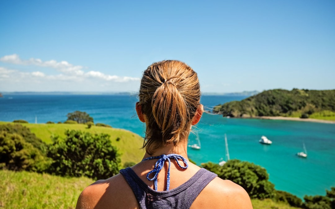 Running Barefoot Through the Bay of Islands