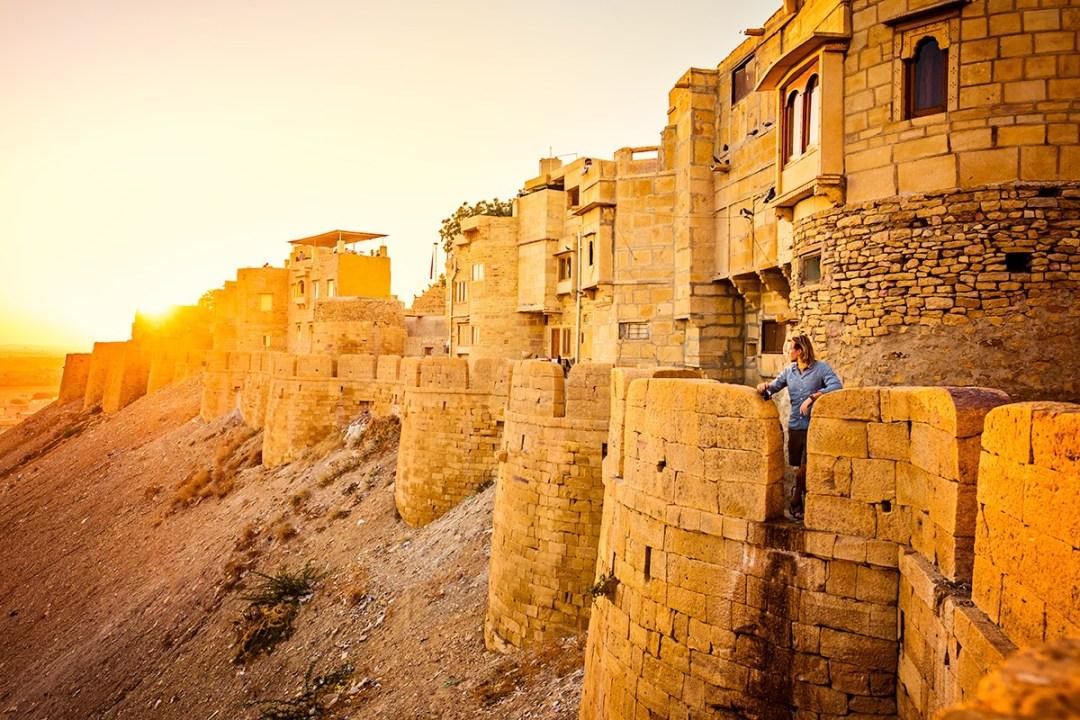 Golden City of Jaislamer