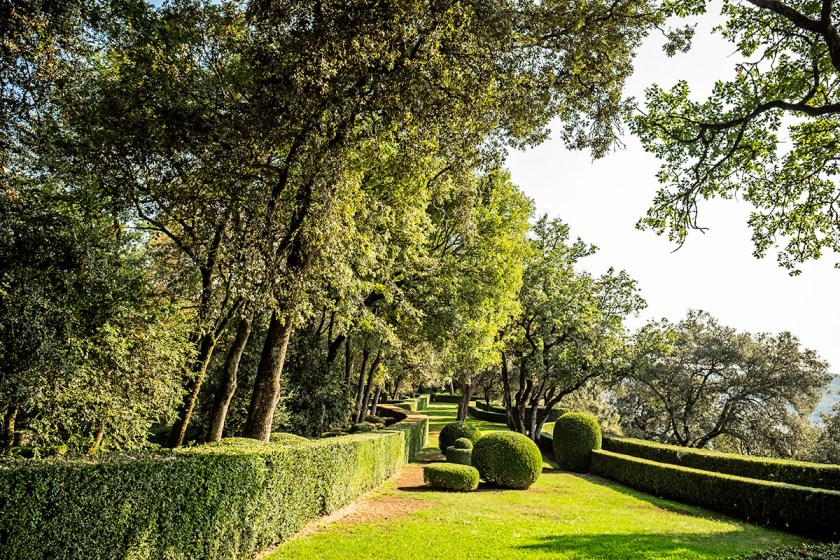 Garden Landscape of Marqueyssac