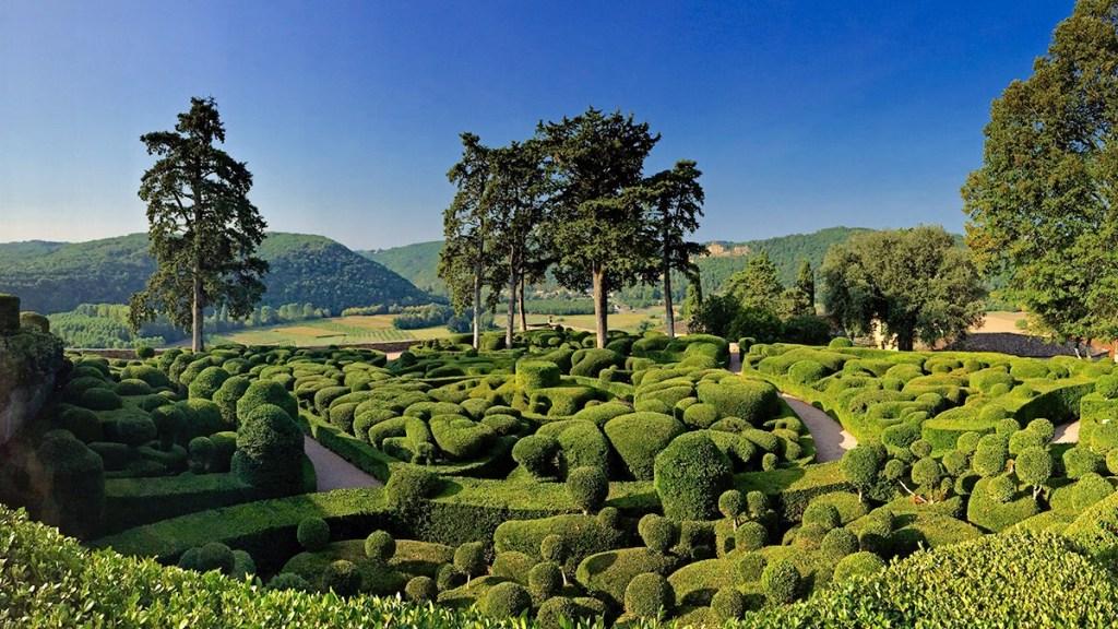 The Hanging Gardens of Marqueyssac