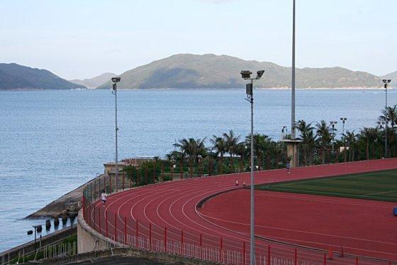 track in the tropics