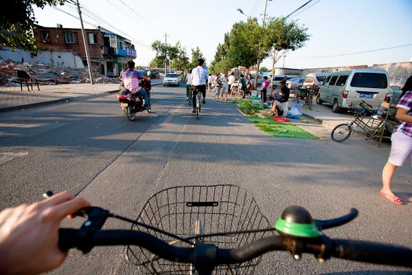 photo-biking in china