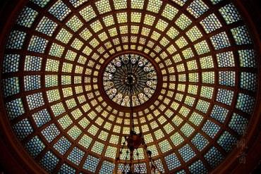 Tiffany Dome at 24mm
