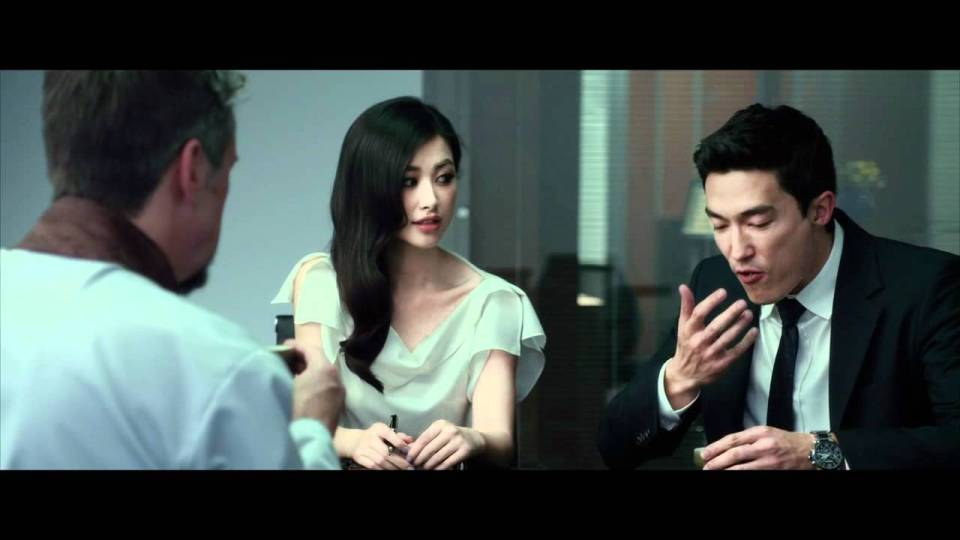 Movie Trailer: Shanghai Calling