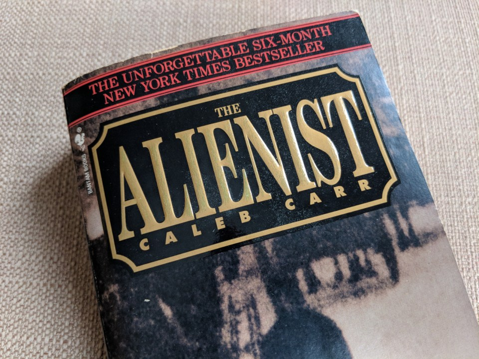 The Alienist, Old Book, New TV Show