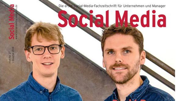 Social Media Magazin Nr. 27