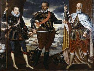 Don Juan of Austria, Marcantonio Colonna, Sebastiano