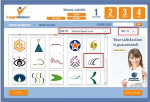 Скриншот 2 logomaker