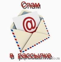 Спам на е-мэйл