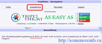 Вывод заработка на счет PayPal