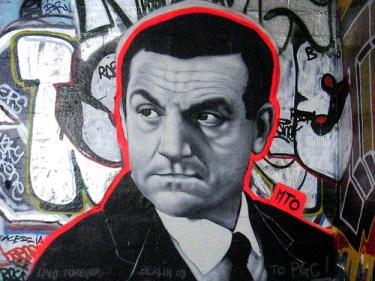 MTO (Graffiti Street art): Les tontons flingueurs