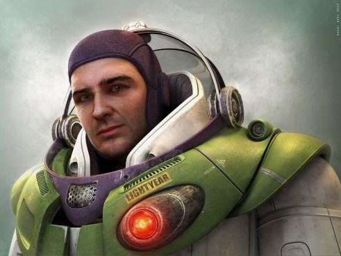 Buzz Lightyear Real