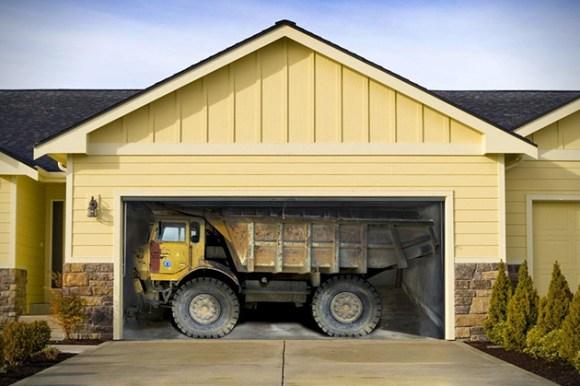 Adesivo garagem 09