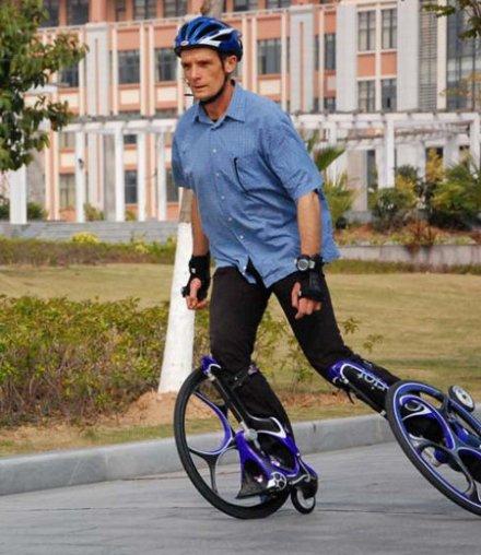 Bicicleta patins