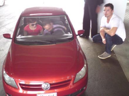 Mini Volkswagen Gol