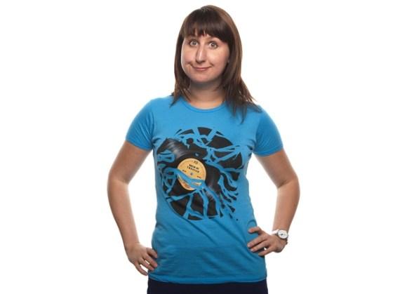 Camiseta para DJ