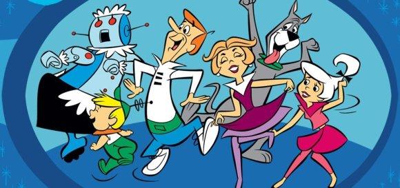 Imagem do desenho da família The Jetsons
