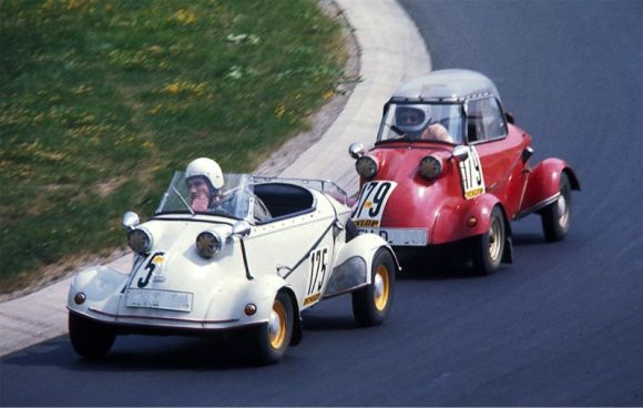 mini carro Messerschmitt_Tg500_Tiger