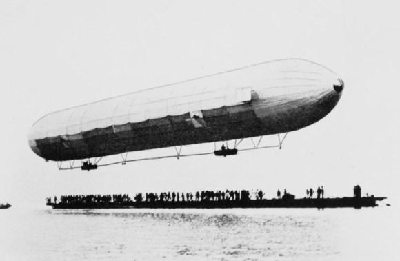 Dirigível Zeppelin