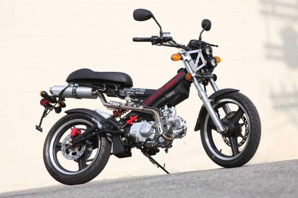 sachs madass125 Moto